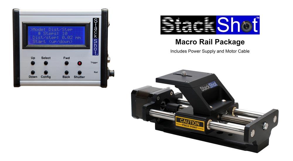 Stackshot Automated Focus Stacking Macro Rail