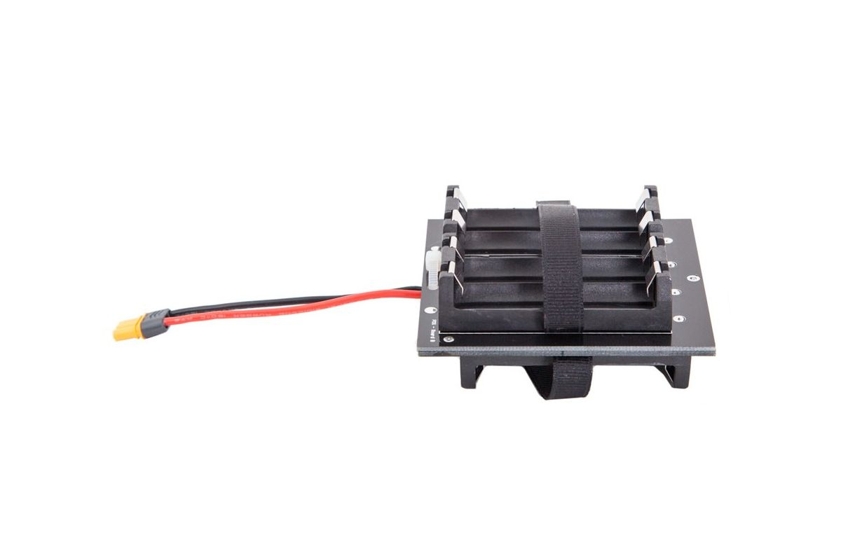 8AA High Current Battery Pack for Scout Flash and Camera Controller