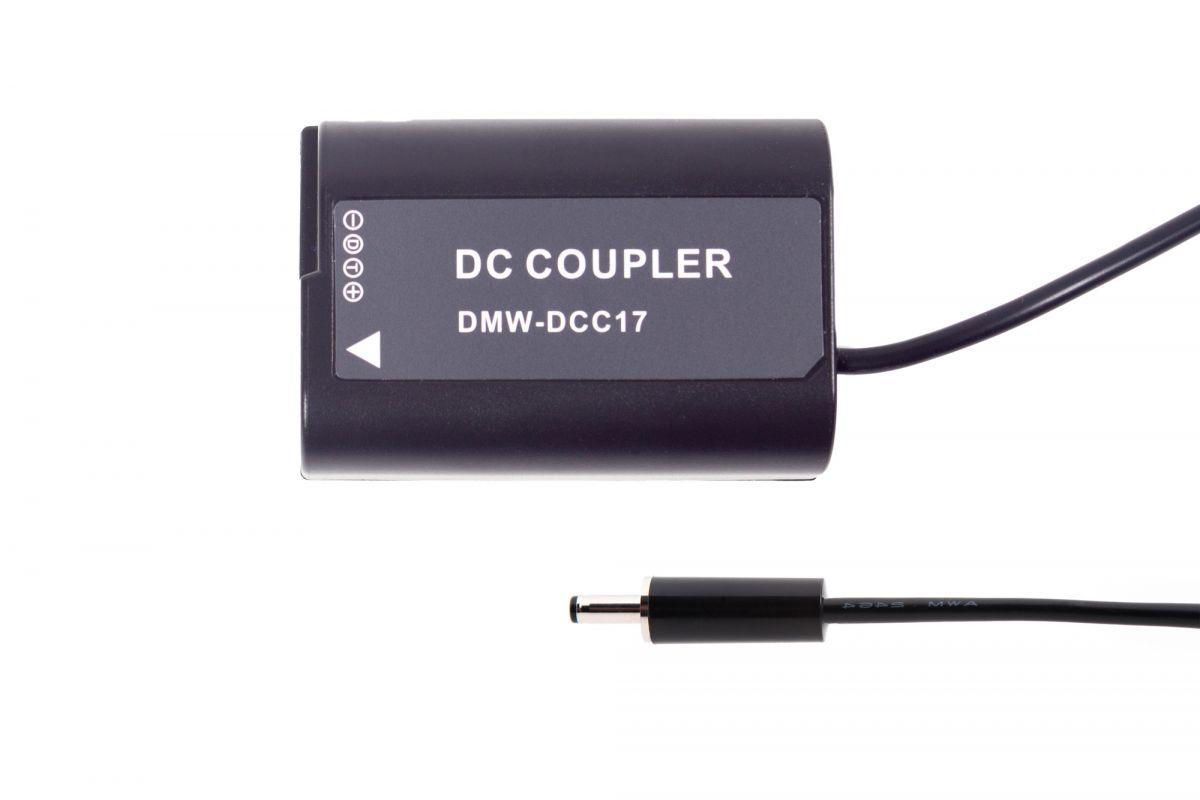 Panasonic DCC17 compatible dc coupler
