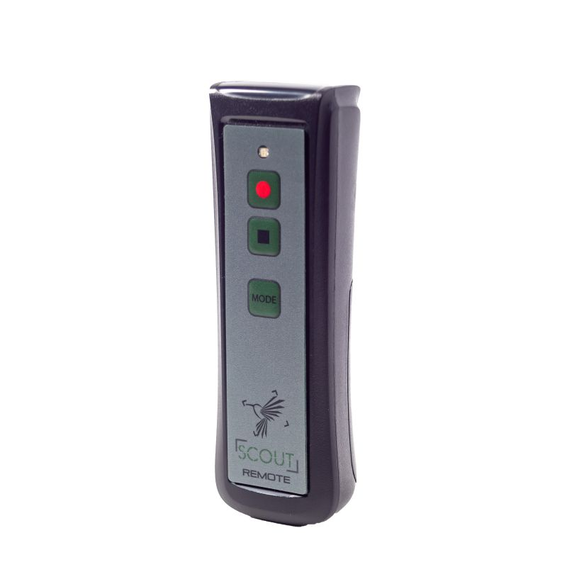 Scout Camera Box Remote Control