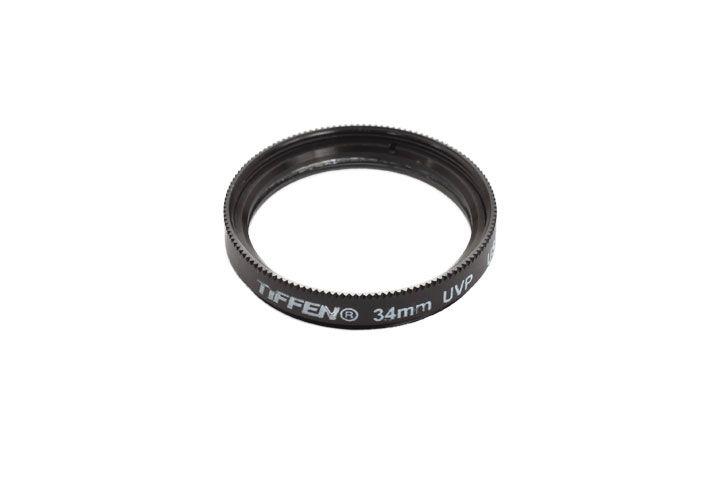 34mm UV filter