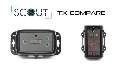 Scout Transmitter Comparison