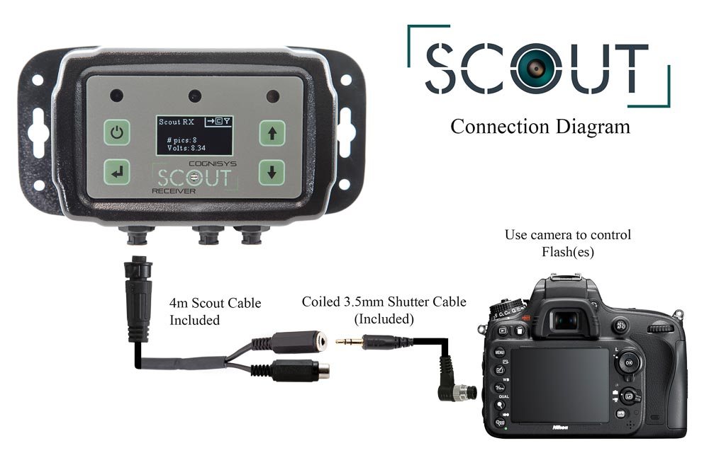 Connecting Scout to your camera