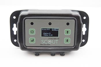 Scout Receiver with Display