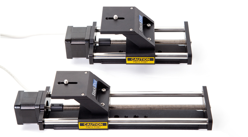 Standard and Extended Rail Comparison
