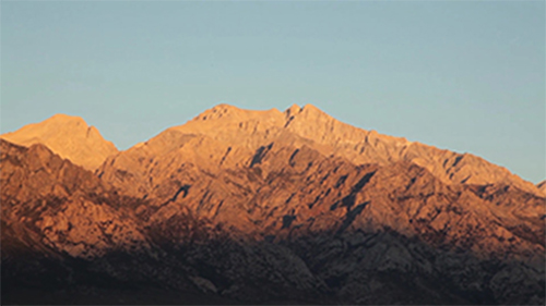 Alabama Hills Pan